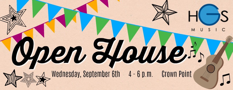Crown Point OPEN HOUSE & Celebration!
