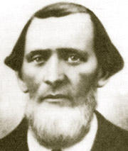 First Negro settler of the area-1860