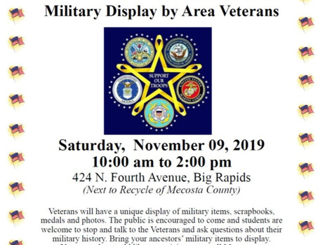 11th Annual Veterans Tribute