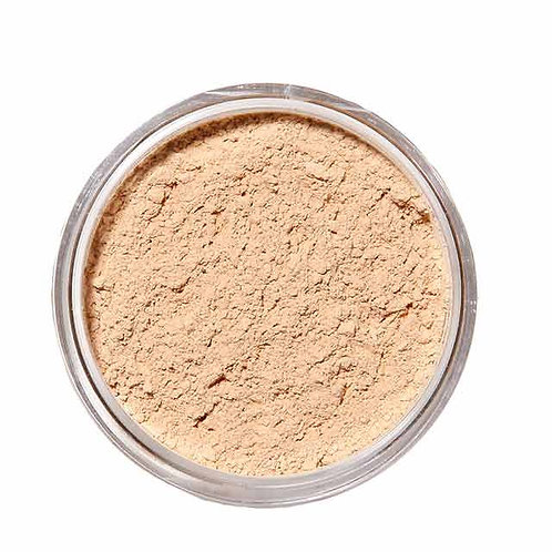 Loose Mineral Foundation Golden Beige