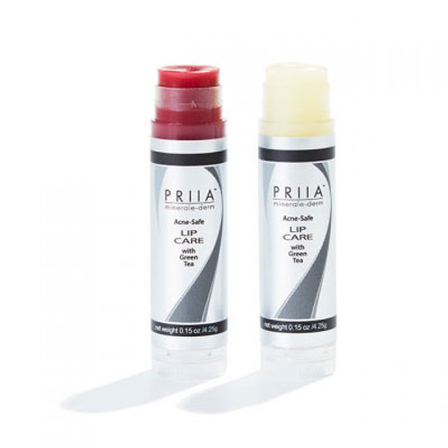 PRIIA Acne Safe Lip Care (tinted)