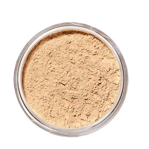 Loose Mineral Foundation Golden Tan