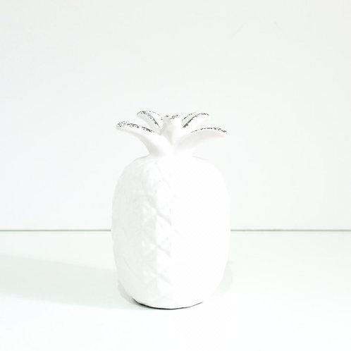 Abacaxi de cerâmica