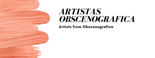 Artistas Obscenografica