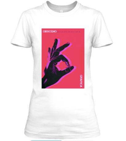 Camisa 02 Obscenografica