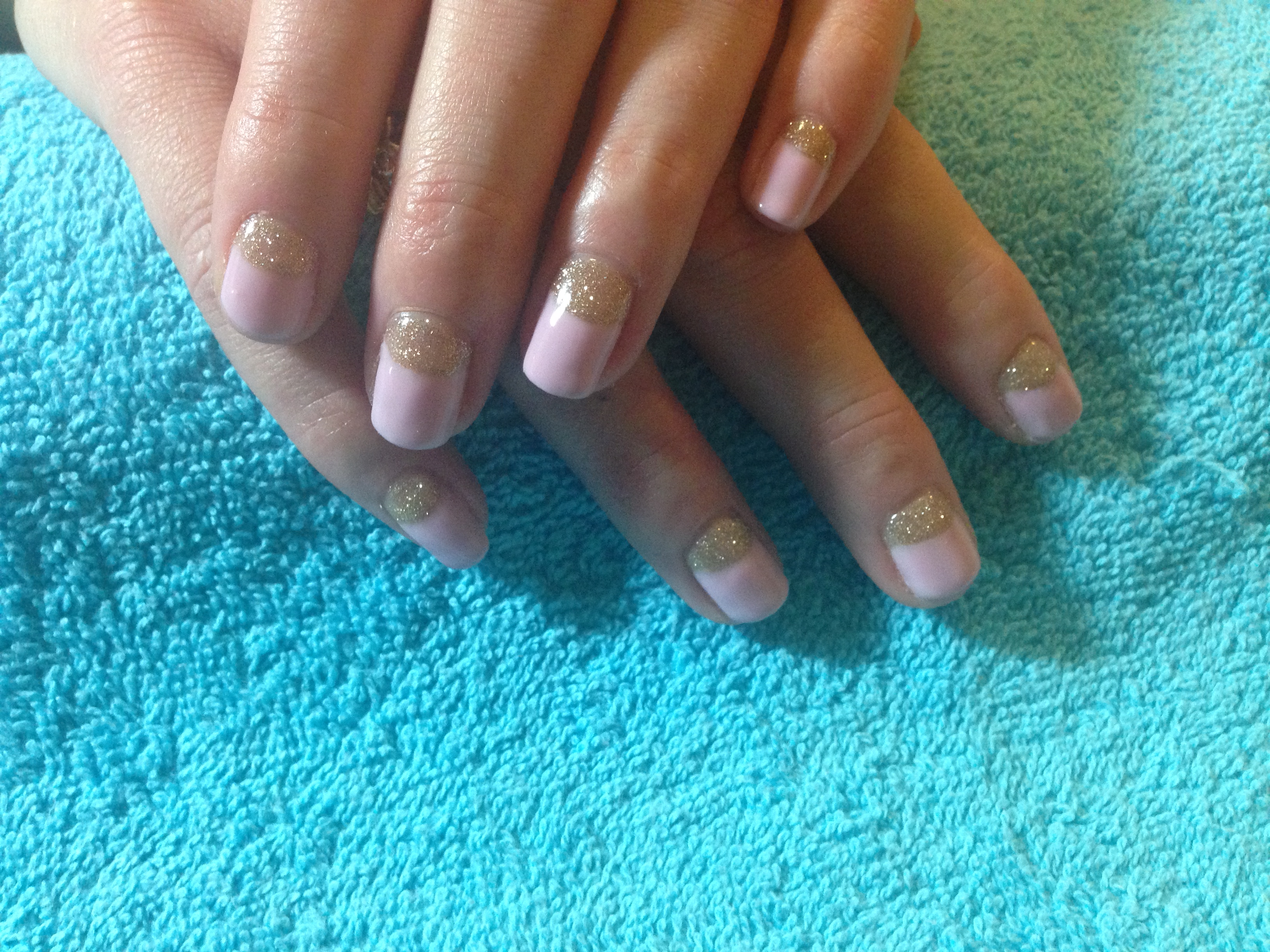 Nail Extensions and gel polish