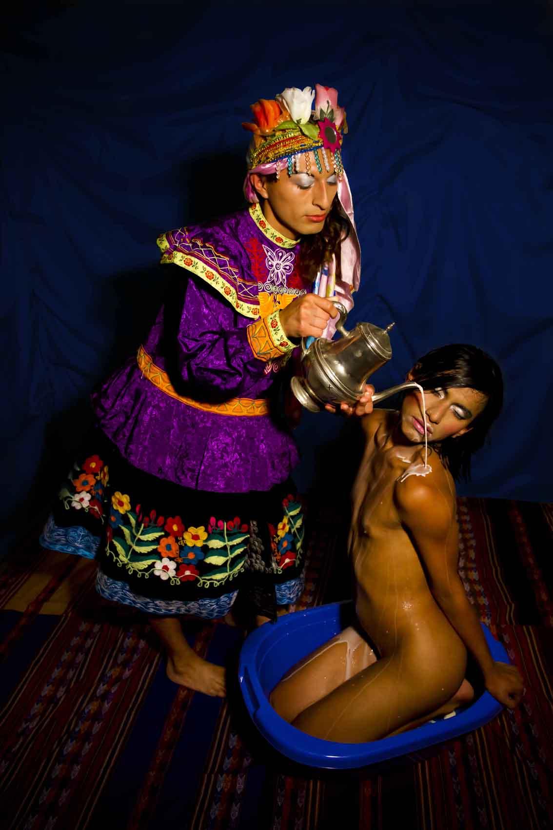 De la serie Erótica Mitológica Perú
