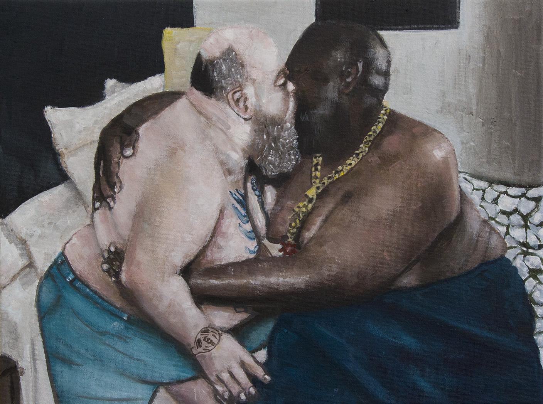 """De la serie """"Pornobesos"""""""
