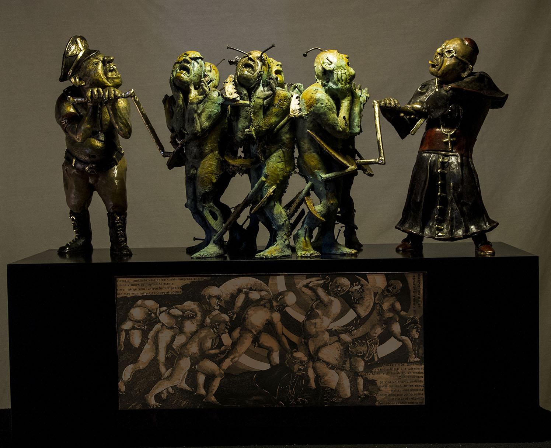 Caja Negra: líbranos del mal. (1/5).