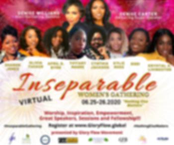 Inseparable Gathering Virtual June 25-26