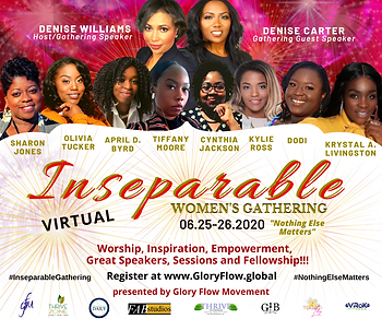 Inseparable Gathering Virtual June 25-26