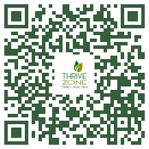 Scan to RSVP for Thrive Zone Church Two
