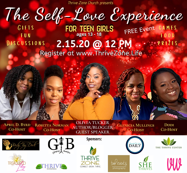Self Love Experience for Teen Girls
