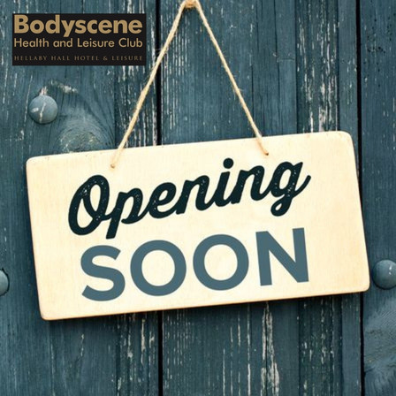 Bodyscene Re-opening April 12th 2021