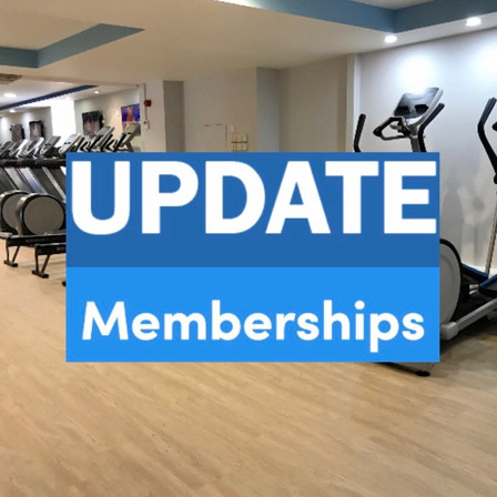Lockdown Membership Update