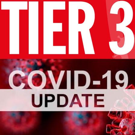 Tier 3 Update 30/12