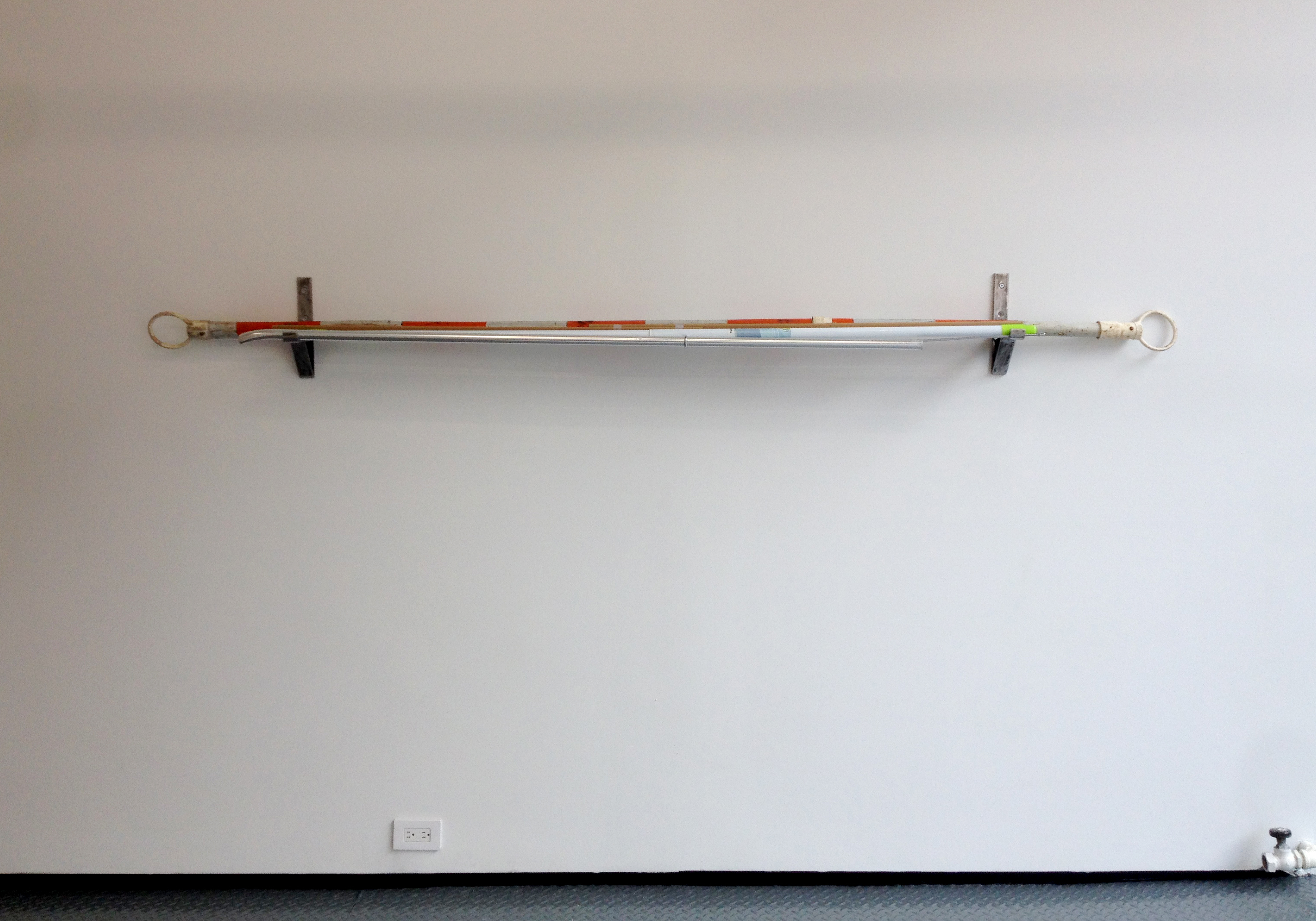Brackets (New York horizont), 2014