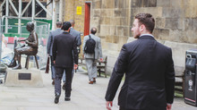 Bodyguard Hire London