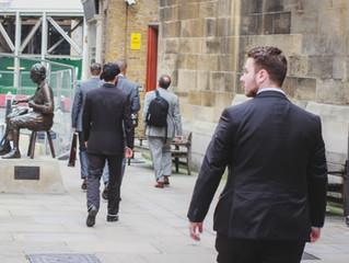 Bodyguard Hire London