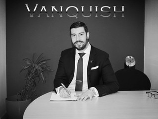 Michael Chandler of Vanquish Wins Business Award