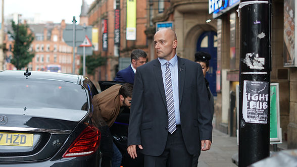 Close Protection Training Manchester