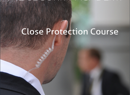 INTEREST FREE CLOSE PROTECTION TRAINING