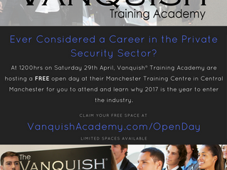 Close Protection Course Open Day