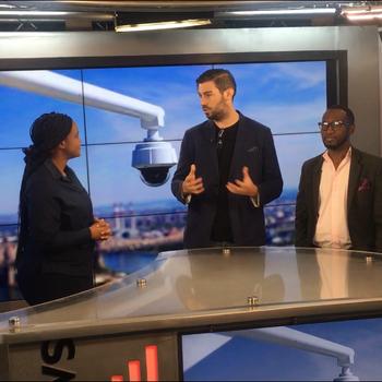 Ghanian TV Interview Joy News