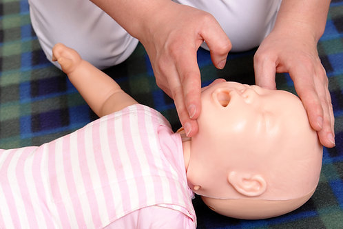 Paediatric First Aid at Work (3 Days)
