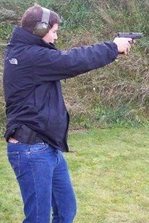 Michael Chandler Firearms Training