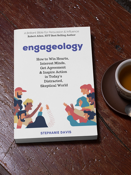Engageology Book