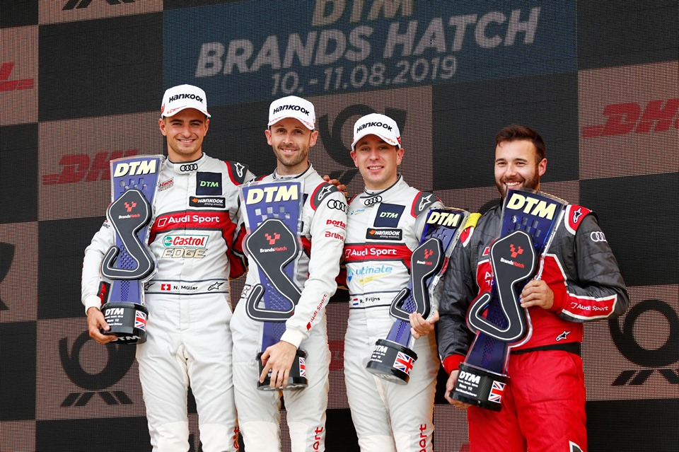 DTM Brands Hatch 19