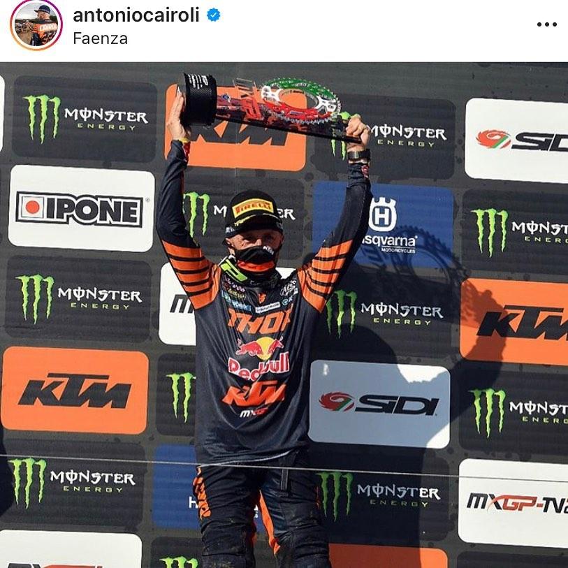 Antonio Cairoli KTM