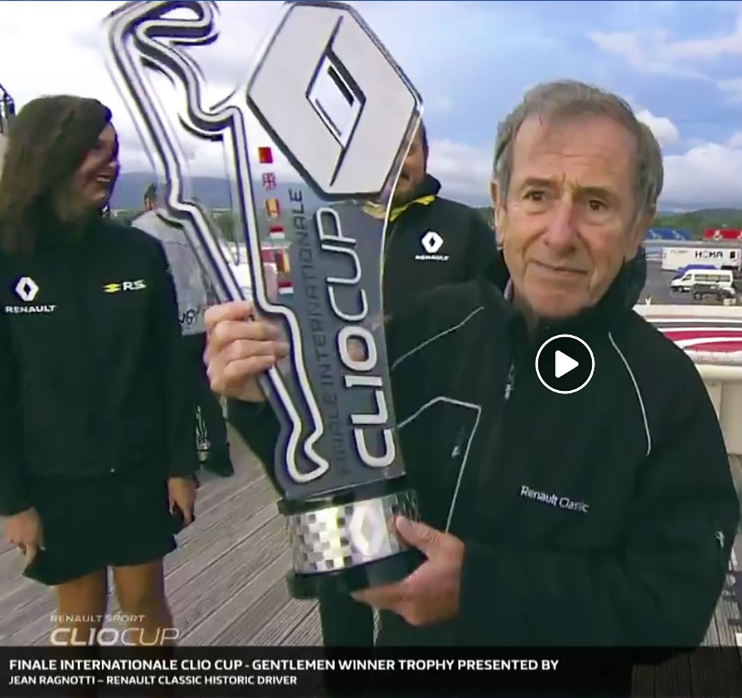 Ragnotti-Clio Cup