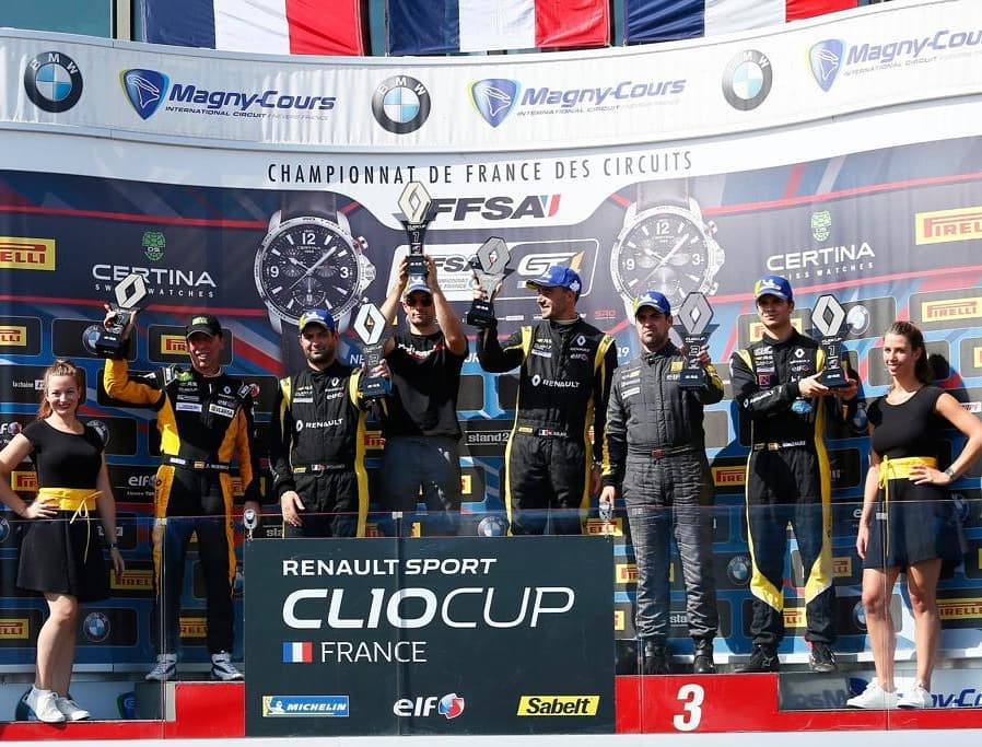 Clio Cup France 19