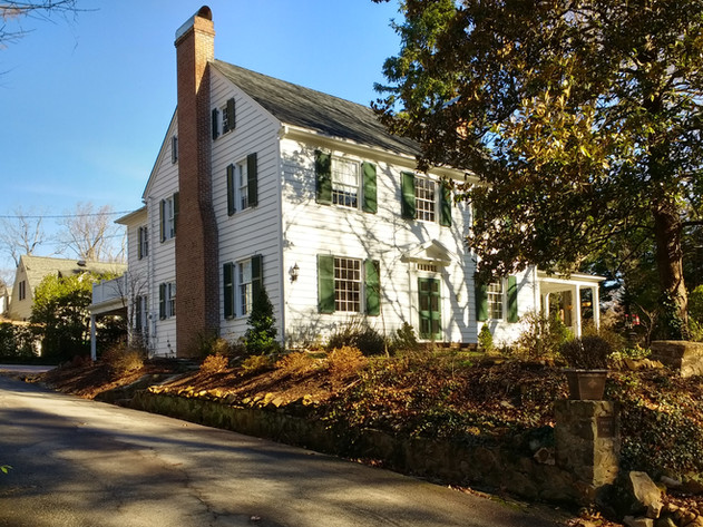 Arthur C. and Mary S.A. Nash House