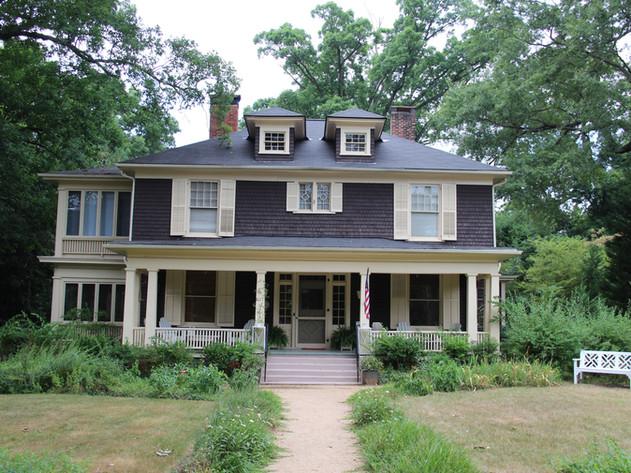 Louis Round Wilson House