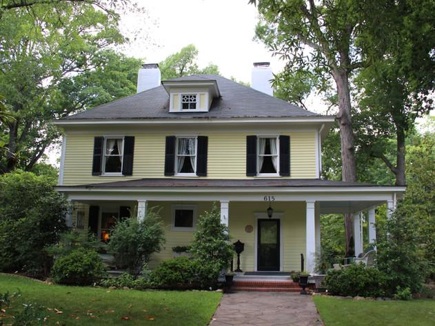 Stacy-Cain House