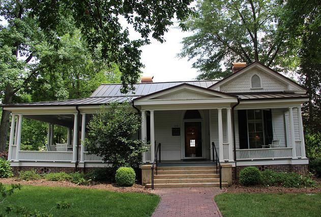 James Lee Love House