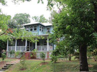 Bahansen-Herzenberg House