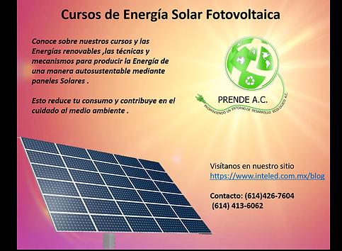 Cursos de Energia Solar