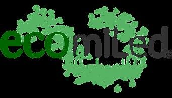 Logo de la empresa ecomiled