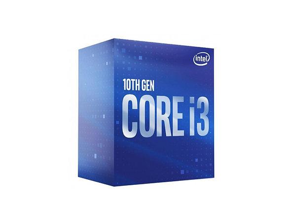 INTEL i3-10100 Comet Lake-S LGA1200