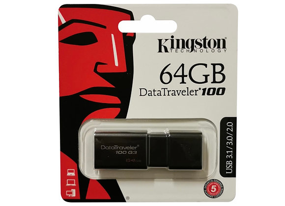 Clés USB 3.0 64Go DT100