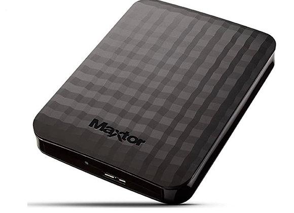 Maxtor STSHX-M401TCBM Disque Dur Externe USB 3.0, 4 To, Noir