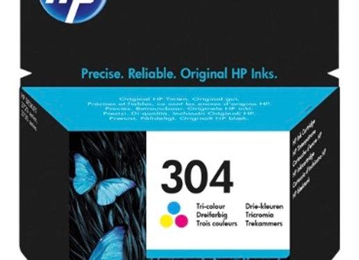 Cartouche HP 304 couleur
