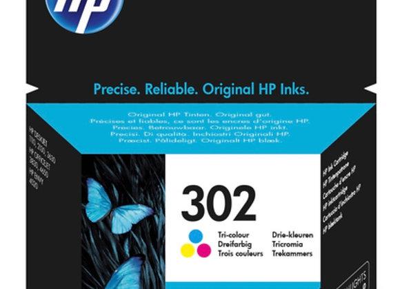 Cartouche HP 302 couleur