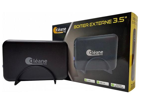 """Boitier externe 3.5"""" USB 3.0"""