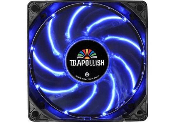 Ventilo Boitier TB APOLLISH 12cm LED Bleu