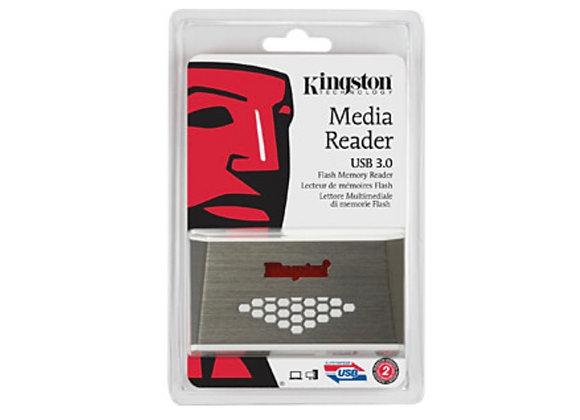 Lecteur de carte Kingston, externe, USB 3.0, multi